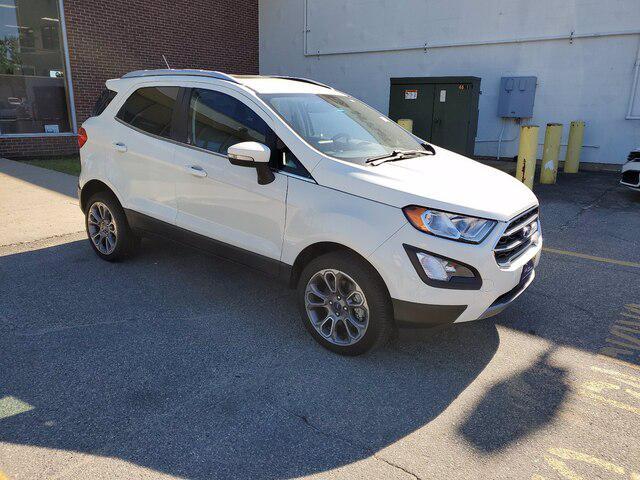 2020 Ford EcoSport Titanium for sale in Auburn, ME