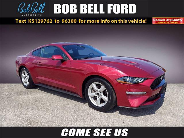 2019 Ford Mustang EcoBoost for sale in GLEN BURNIE, MD
