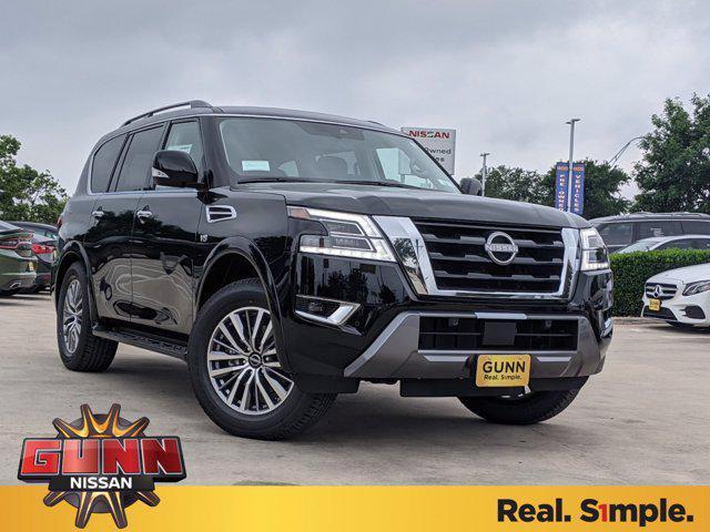 2021 Nissan Armada SV for sale in San Antonio, TX
