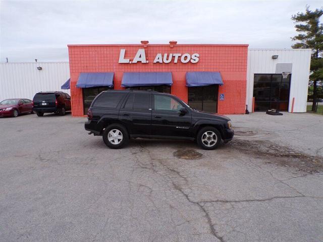2002 Chevrolet TrailBlazer LTZ for sale in Omaha, NE