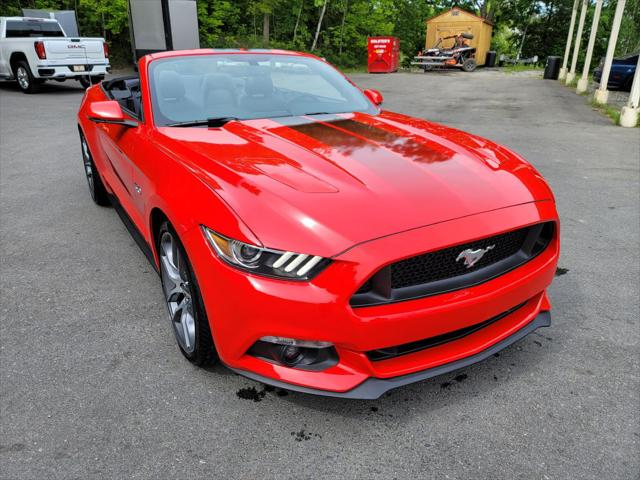 2016 Ford Mustang GT Premium for sale in Waterville, ME
