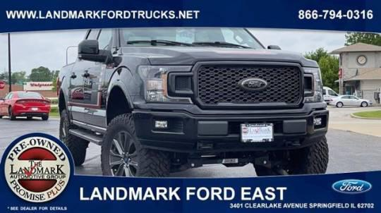 2018 Ford F-150 Lariat for sale in Taylorville, IL
