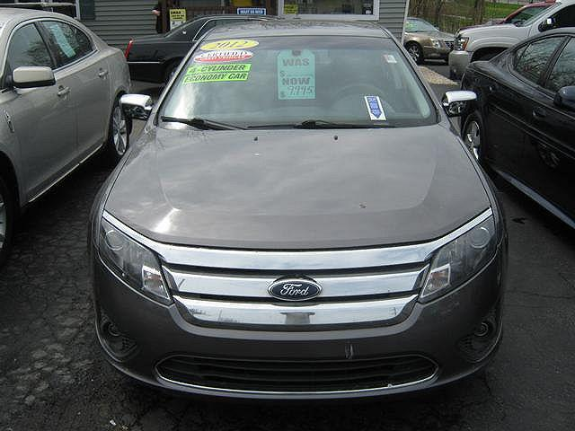 2012 Ford Fusion SE for sale in Rochester, NY