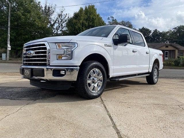 2016 Ford F-150 XLT for sale in Many, LA