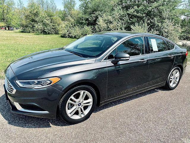 2018 Ford Fusion SE for sale in Elizabethtown, KY
