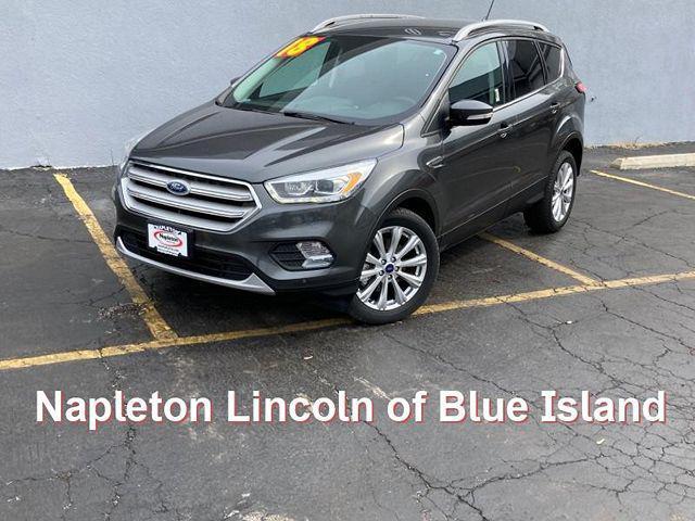 2018 Ford Escape Titanium for sale in Blue Island, IL