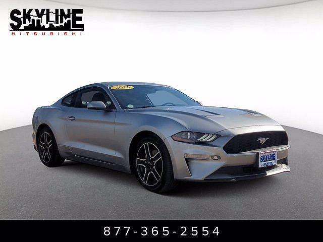 2020 Ford Mustang EcoBoost Premium for sale in Thornton, CO