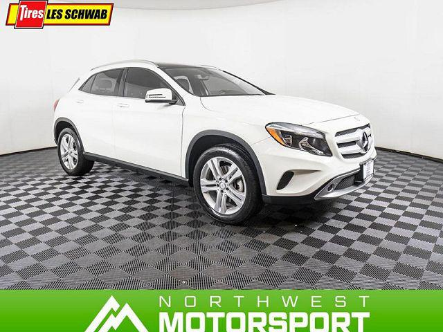 2017 Mercedes-Benz GLA GLA 250 for sale in Pasco, WA