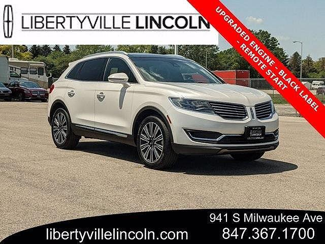 2018 Lincoln MKX Black Label for sale in Libertyville, IL
