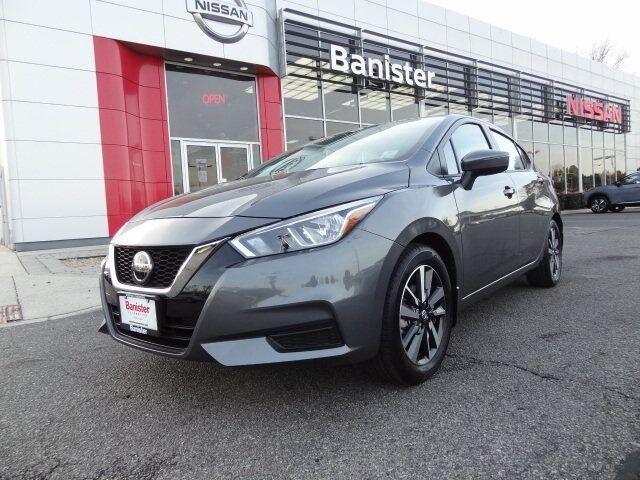 2021 Nissan Versa SV for sale in Chesapeake, VA