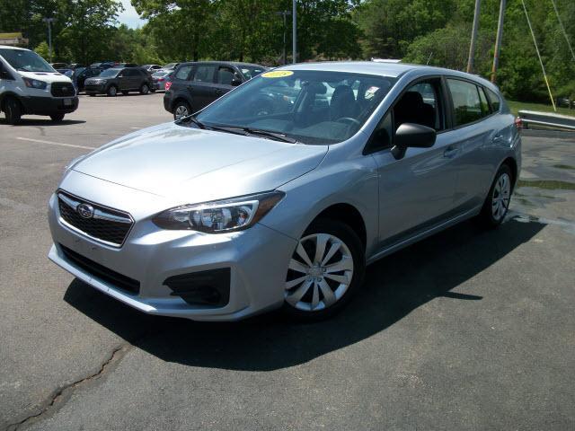 2018 Subaru Impreza 2.0i 5-door Manual for sale in Webster, MA