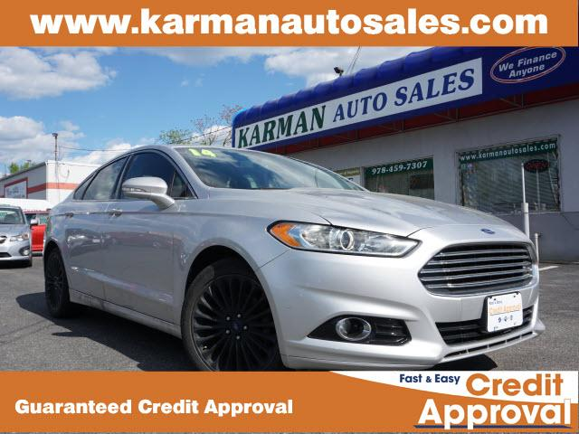 2014 Ford Fusion Titanium for sale in Lowell, MA