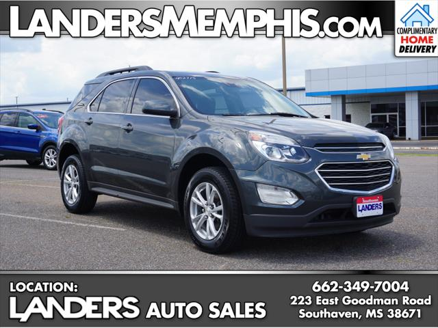 2017 Chevrolet Equinox LT for sale in Southaven, MS