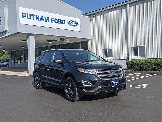 2018 Ford Edge SEL for sale in Putnam, CT