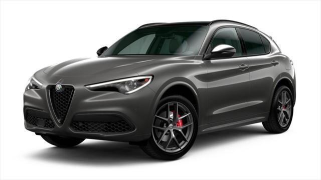 2021 Alfa Romeo Stelvio Ti Sport for sale in Warwick, RI