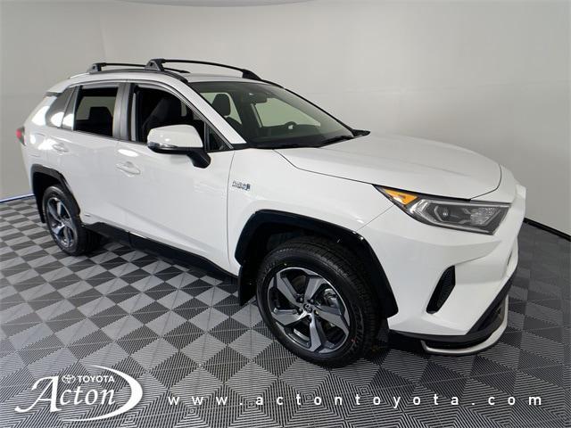 2021 Toyota Rav4 Prime SE for sale in Acton, MA