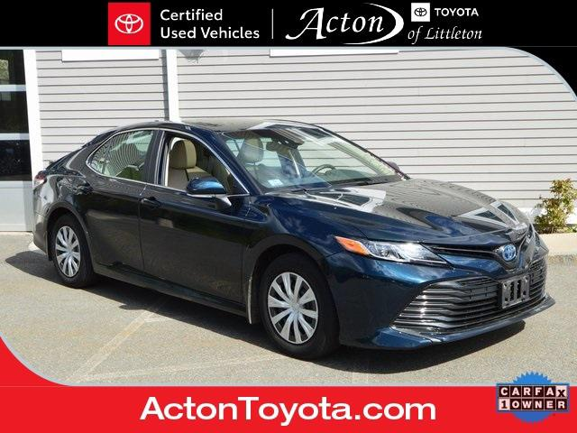 2018 Toyota Camry LE for sale in Acton, MA