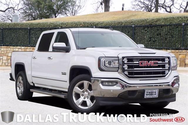 2017 GMC Sierra 1500 SLT for sale in MESQUITE, TX