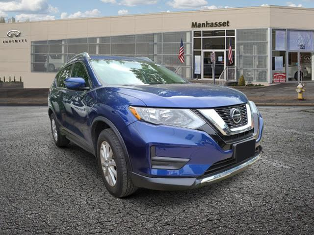 2018 Nissan Rogue S [7]