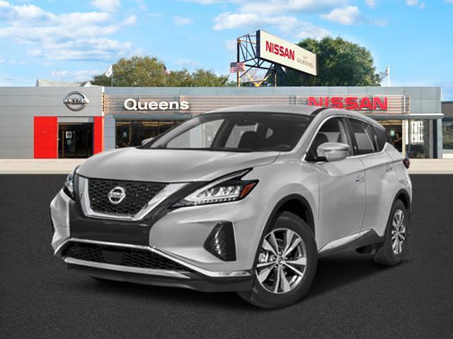 2021 Nissan Murano S [1]