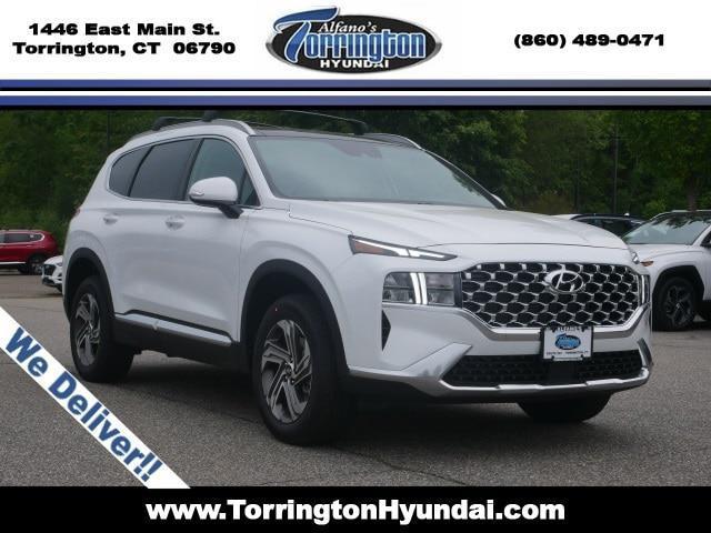 2021 Hyundai Santa Fe SEL for sale in TORRINGTON, CT
