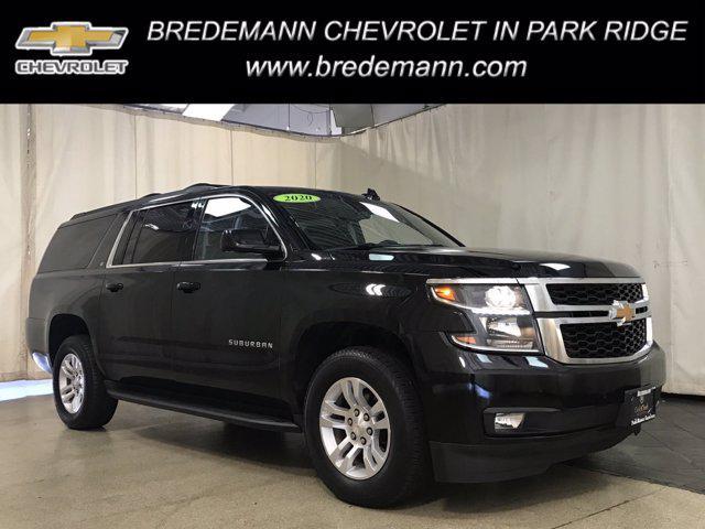 2020 Chevrolet Suburban LT for sale in Park Ridge, IL