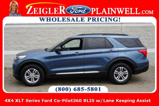 2020 Ford Explorer XLT for sale in Schaumburg, IL