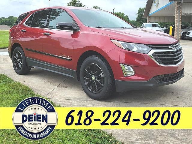 2018 Chevrolet Equinox LT for sale in Trenton, IL