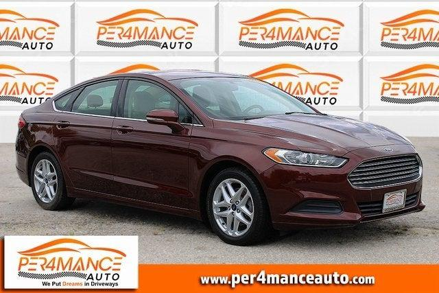 2016 Ford Fusion SE for sale in Hanover, MD