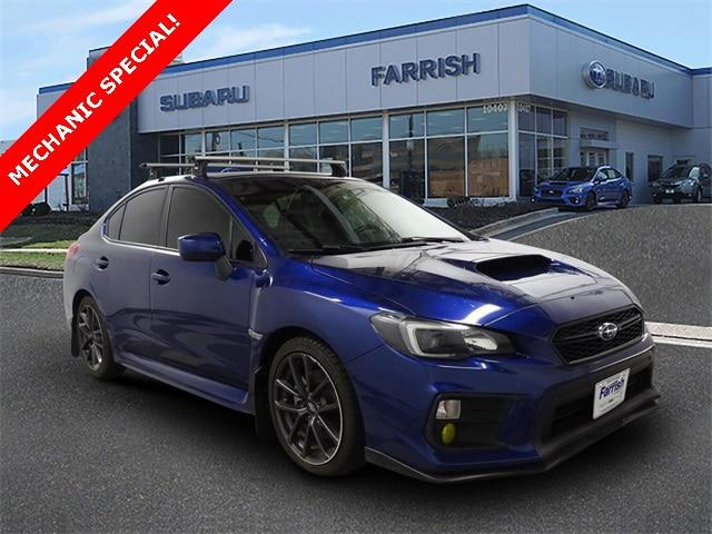 2018 Subaru WRX Premium for sale in Fairfax, VA