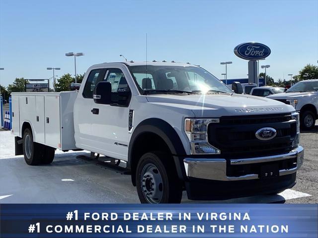 2021 Ford F-550 XL for sale in Manassas, VA
