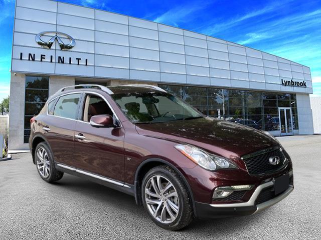 2017 INFINITI QX50 AWD [10]