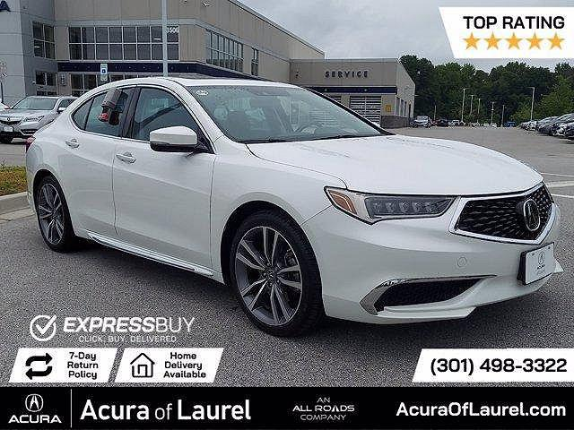 2020 Acura TLX w/Technology Pkg for sale near Laurel, MD