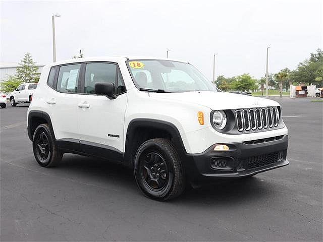2018 Jeep Renegade Sport for sale in Homosassa, FL
