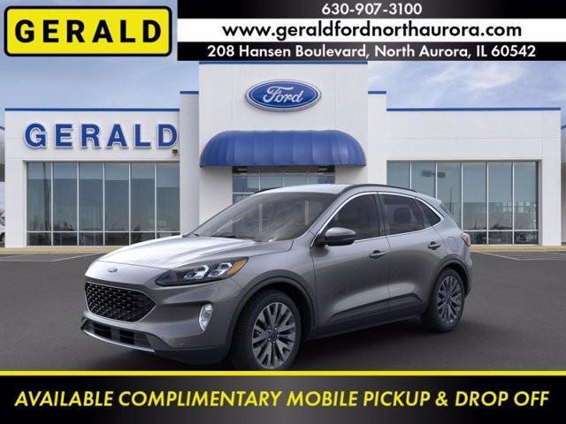 2021 Ford Escape Titanium for sale in  North Aurora, IL