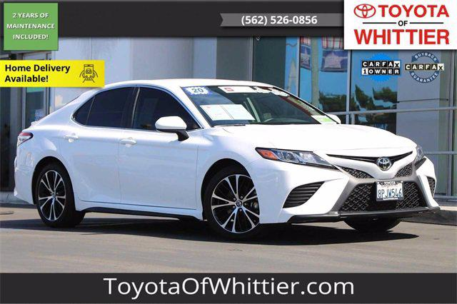 2020 Toyota Camry SE for sale in Whittier, CA