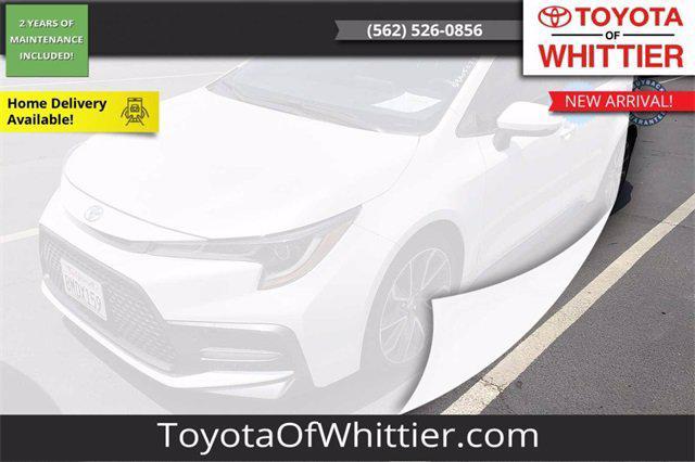 2020 Toyota Corolla SE for sale in Whittier, CA