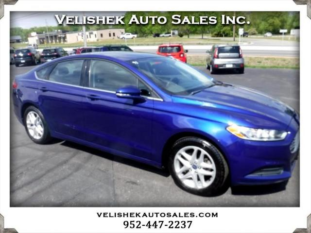 2014 Ford Fusion SE for sale in Prior Lake, MN