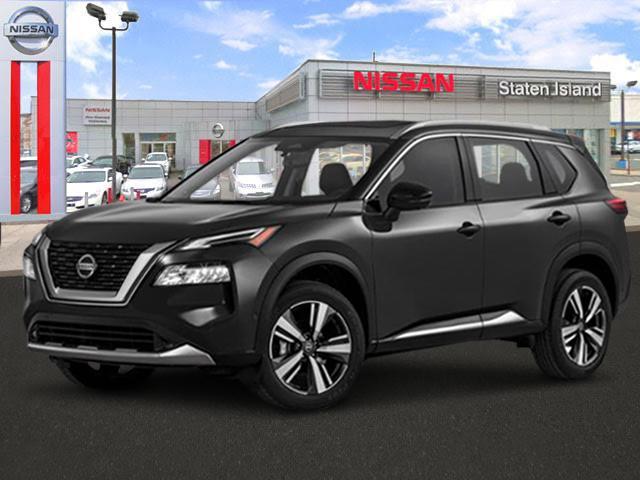 2021 Nissan Rogue SV [2]