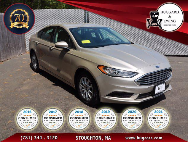 2018 Ford Fusion S for sale in Stoughton, MA