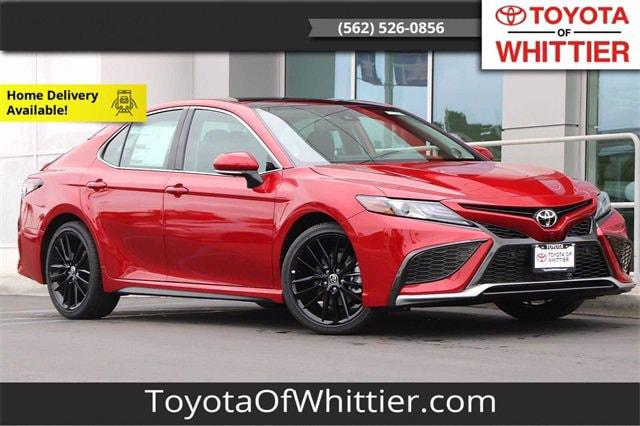 2021 Toyota Camry XSE V6 for sale in Whittier, CA