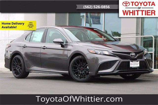 2021 Toyota Camry SE for sale in Whittier, CA
