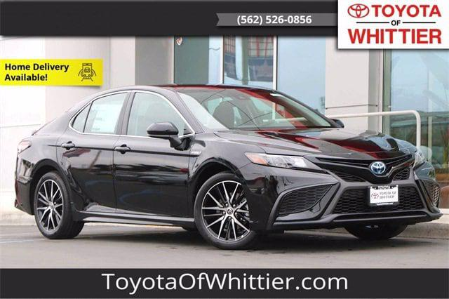 2021 Toyota Camry Hybrid SE for sale in Whittier, CA