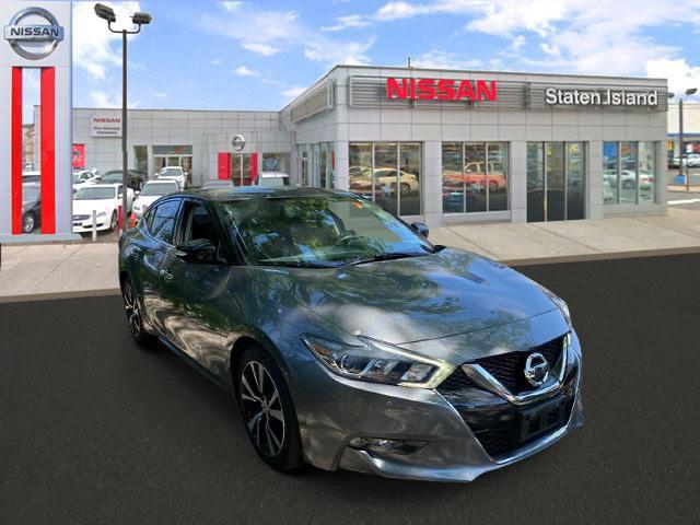 2018 Nissan Maxima SV [1]