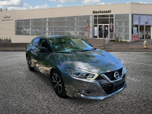 2018 Nissan Maxima SV [2]