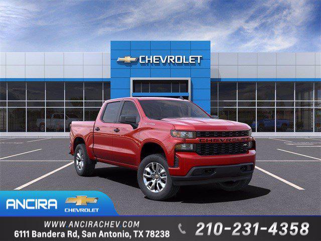 2021 Chevrolet Silverado 1500 Custom for sale in San Antonio, TX