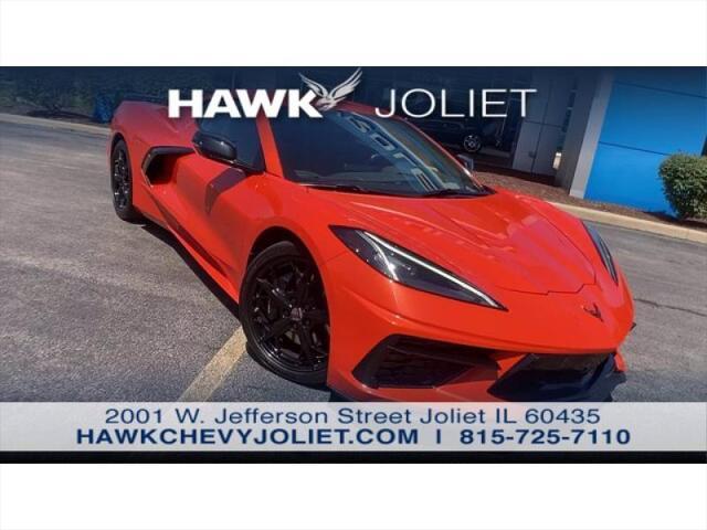 2020 Chevrolet Corvette 2LT for sale in Forest Park, IL