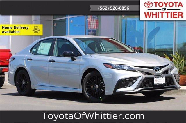 2021 Toyota Camry SE Nightshade for sale in Whittier, CA
