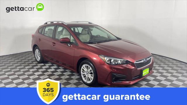 2018 Subaru Impreza Premium for sale in Bensalem, PA