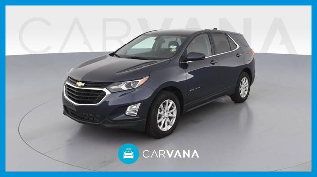 2018 Chevrolet Equinox LT for sale in Blue Mound, TX